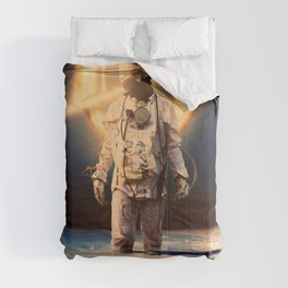 Deep Escape Comforters