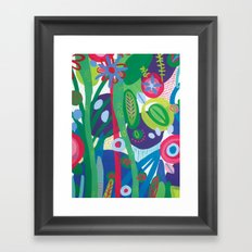 Secret garden I  Framed Art Print