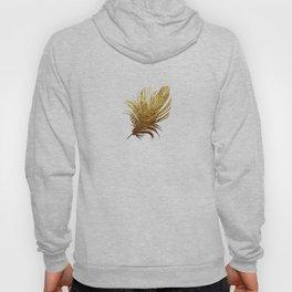 Golden Feather Hoody