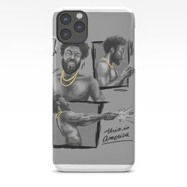 This is America... iPhone Case