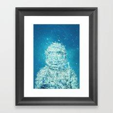 Transformation Framed Art Print