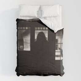 Well, I'll Be Damned...Here Comes Your Ghost Again Comforters
