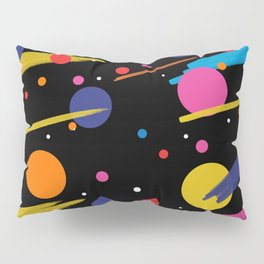Space Party Pillow Sham