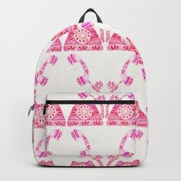 Vintage Rotary Phone – Pink Palette Backpack