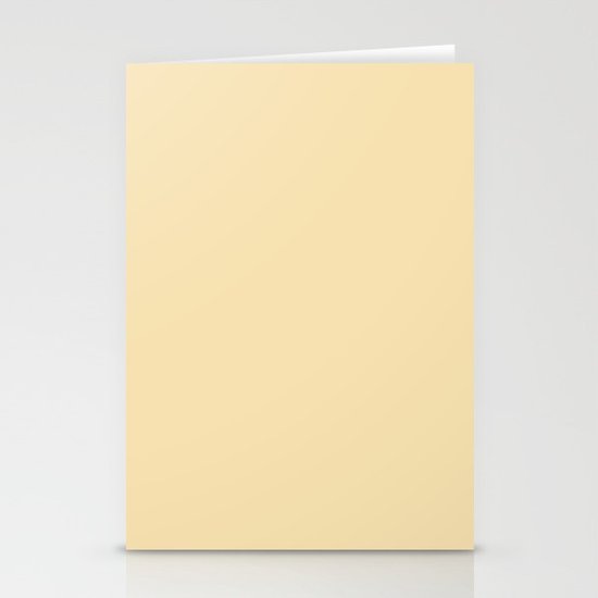 Vanilla Stationery Cards