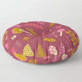 Fungi Friends Floor Pillow