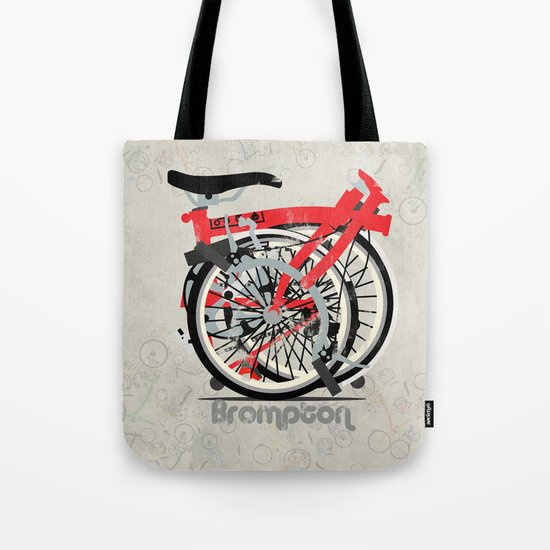 Brompton Bike Tote Bag