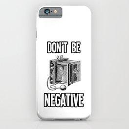 Vintage Hobby Photography Photographers Gift Idea iPhone Case