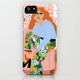 You can do everything you want iPhone Case