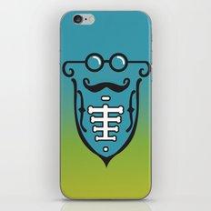 Skelebeard iPhone & iPod Skin