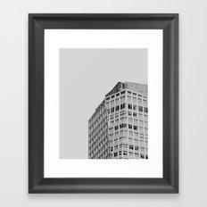 Everywhen Framed Art Print