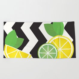 Simply the Zest Beach Towel