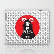 bitter tea Laptop & iPad Skin