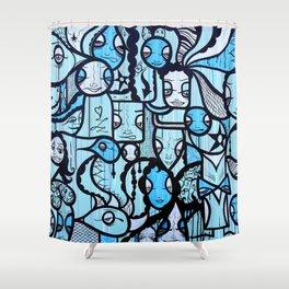 Survival Shower Curtain