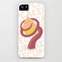 Cupcake Squid iPhone Case