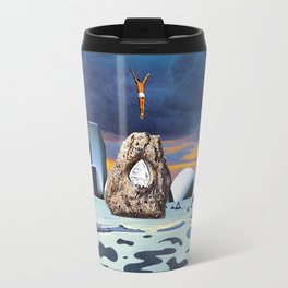 Salt Seeking Salt Travel Mug