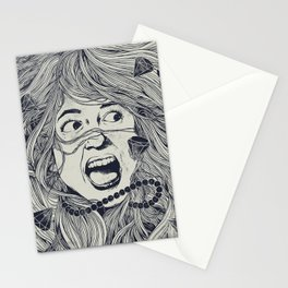 Haunted Beauty Stationery Cards