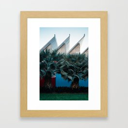 Los Angeles County Museum Of Art Framed Art Print