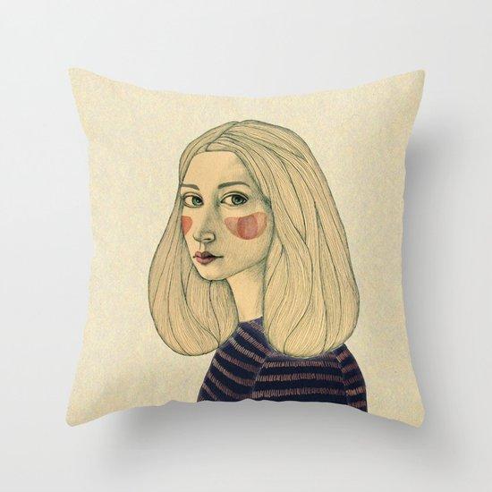 Susie Throw Pillow