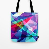 architecture Tote Bags featuring Architecture by Rachel Stewart Design