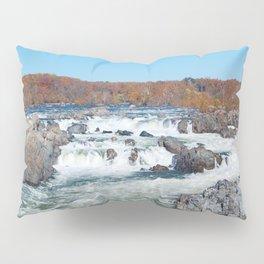 Great Falls Virginia Pillow Sham