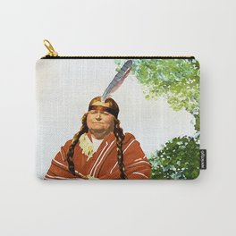 Chickasaw Carry-All Pouch