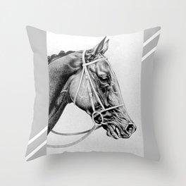 Ready to Run - Vaguely Noble (GB) Throw Pillow