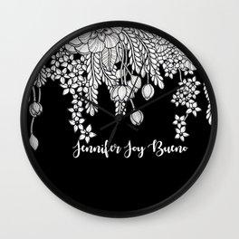 Psithurism custom for Jennifer Joy Wall Clock