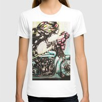 moto T-shirts featuring Moto D by Mo Baretta