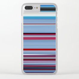 Falling Down - Swipe Clear iPhone Case