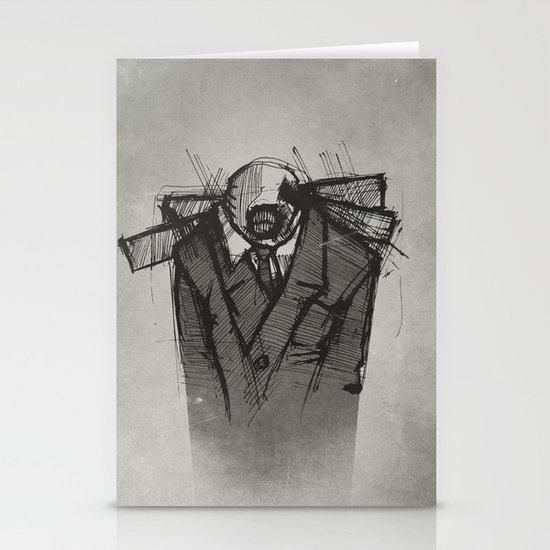 Wraith I. Stationery Cards