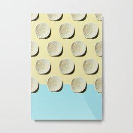Vitamina #1 Metal Print