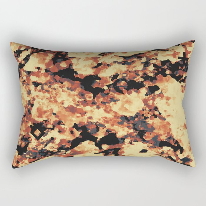 FIELD 4 Rectangular Pillow