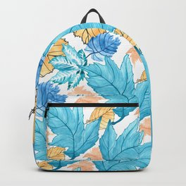 Leaf pattern 2 Backpack