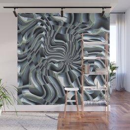 Metal grill design Wall Mural