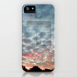 ALARM 02 iPhone Case