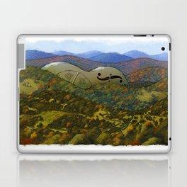 Mountain Music Laptop & iPad Skin