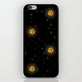 sunmoon iPhone Skin