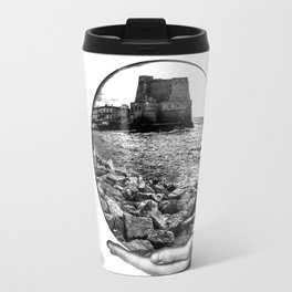 Castel dell' Ovo Napoli Travel Mug