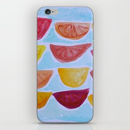 Slices iPhone Skin