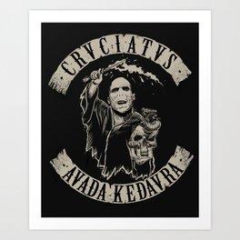 Sons of Dark Art Art Print