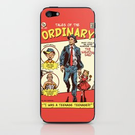 Tales Of The Ordinary iPhone Skin