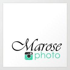 Marose Photo Art Print