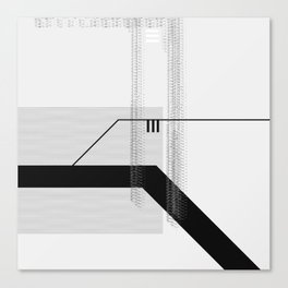 RIM HEX Canvas Print