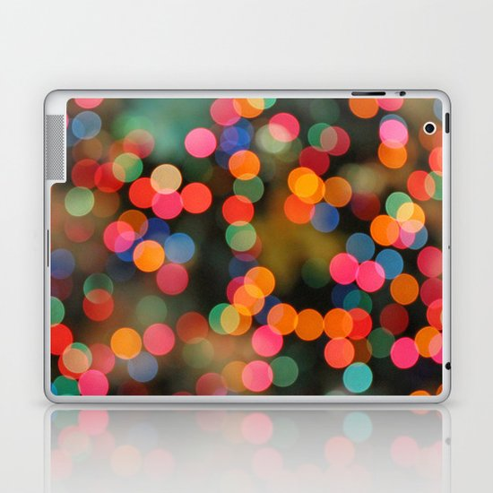Just happy thoughts today... Laptop & iPad Skin