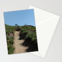 Let's go Hiking! Stationery Cards