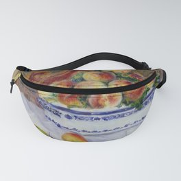 """Auguste Renoir """"Still Life with Peaches"""" Fanny Pack"""