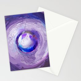 Abstract Mandala 311 Stationery Cards