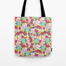Summer Bouquet Tote Bag
