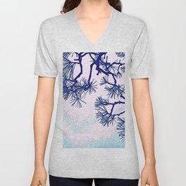 Pine tree's magic Unisex V-Neck